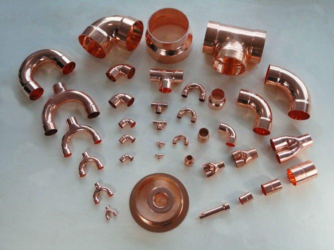 Tuber a y accesorios fluival - Tuberias de cobre ...